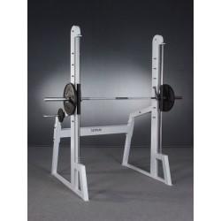 Maszyna Smitha (Multipres) suwnica ze zrównoważoną wagą sztangi na prowadnicach