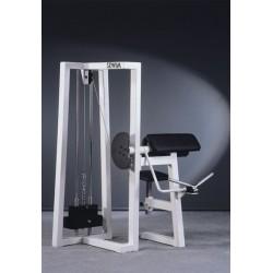 Maszyna na biceps z chwytem giętym N1720-1