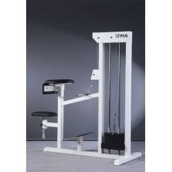 Maszyna na biceps pozioma / skośna 30 stopni