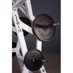 Krążki żeliwo malowane N 1310-0 fi 28/50 5kg