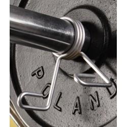 Zaciski sprężyste do magazynów roboczych przyrządów fi 28